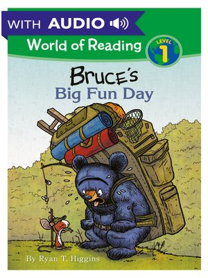 cover image of Mother Bruce: Bruce's Big Fun Day