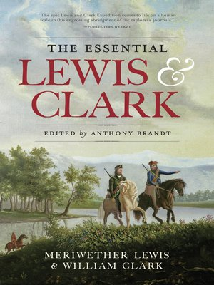 cover image of The Essential Lewis and Clark
