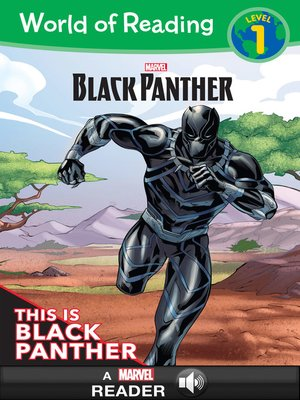 cover image of This is Black Panther