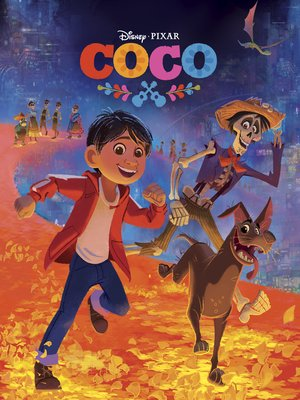 cover image of Coco Movie Storybook