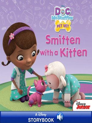 cover image of Smitten with a Kitten