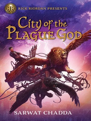 cover image of City of the Plague God