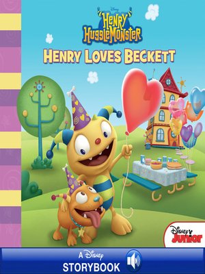 cover image of Henry Loves Beckett: A Disney Read Along