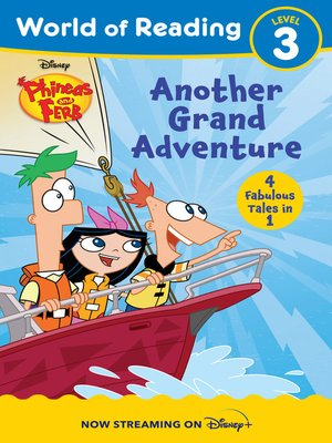 cover image of Phineas and Ferb Another Grand Adventure