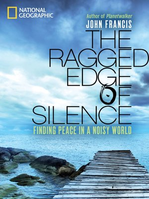 cover image of The Ragged Edge of Silence