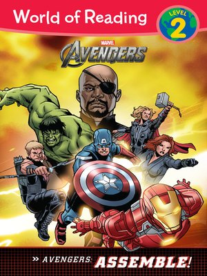 cover image of The Avengers