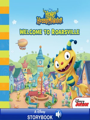 cover image of Welcome to Roarsville: A Disney Read Along