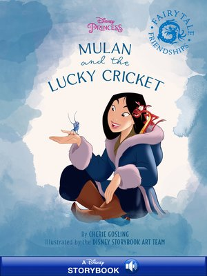 cover image of Mulan's Fairy-Tale Friendship