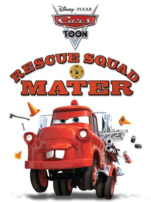 cover image of Rescue Squad Mater