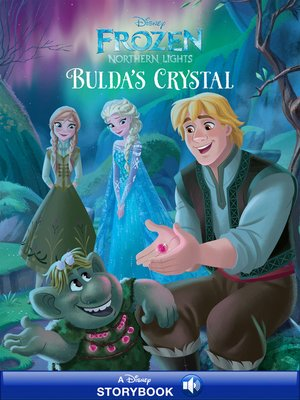 cover image of Bulda's Crystal