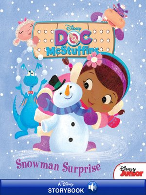 cover image of Snowman Surprise