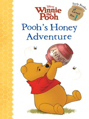 cover image of Pooh's Honey Adventure