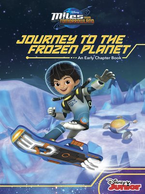 cover image of Journey to the Frozen Planet