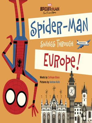 cover image of Spider-Man Swings through Europe