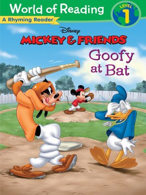 cover image of Mickey & Friends: Goofy at Bat