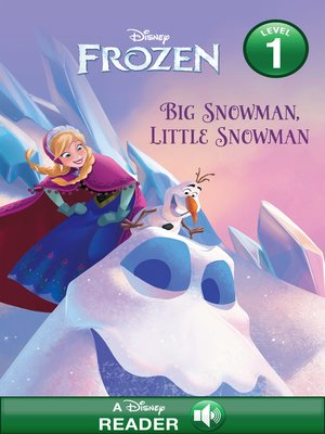 cover image of Big Snowman, Little Snowman