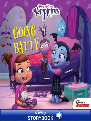 cover image of Going Batty