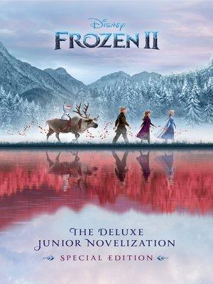 cover image of Frozen 2 Junior Novelization