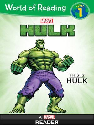 cover image of This is Hulk