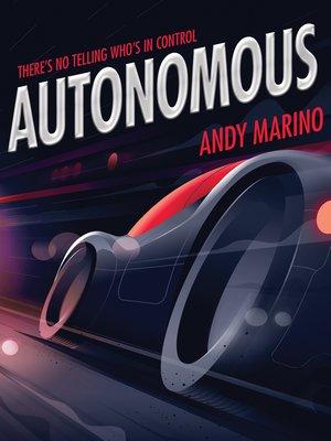 cover image of Autonomous