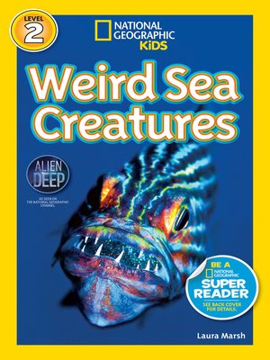 cover image of National Geographic Readers