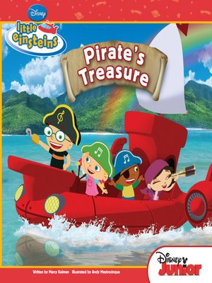 cover image of Pirate's Treasure