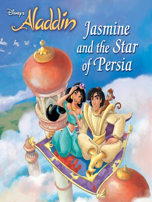 cover image of Jasmine and the Star of Persia