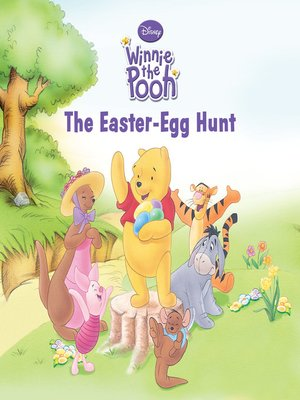cover image of The Easter-Egg Hunt