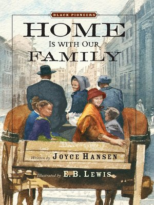 cover image of Home Is with Our Family