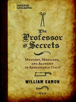 cover image of The Professor of Secrets
