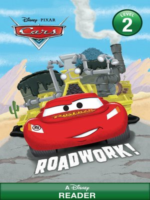 cover image of Disney Reader Cars