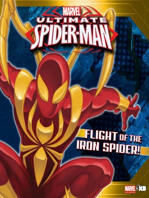 cover image of Flight of the Iron Spider