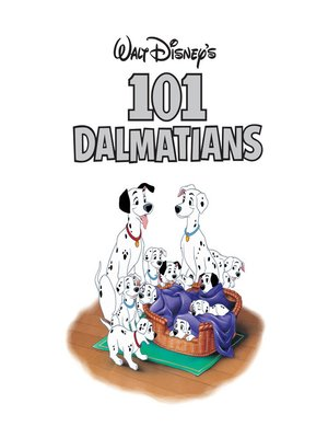 cover image of 101 Dalmatians