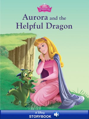 cover image of Aurora and the Helpful Dragon