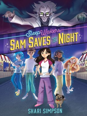 cover image of Sam Saves the Night
