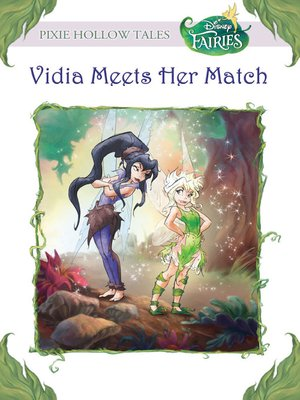 cover image of Vidia Meets Her Match