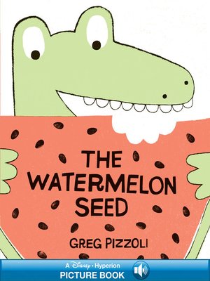 cover image of The Watermelon Seed