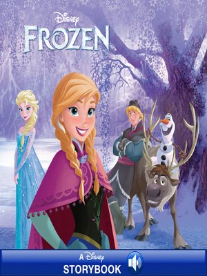 cover image of Frozen Storybook