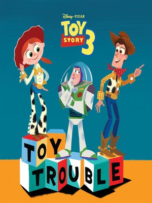 cover image of Toy Trouble