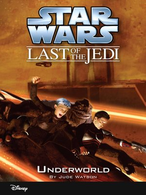 cover image of Star Wars: The Last of the Jedi, Volume 3