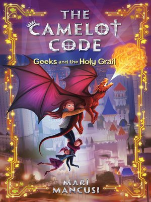 cover image of Geeks and the Holy Grail
