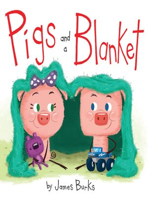 cover image of Pigs and a Blanket