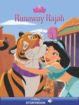 cover image of Runaway Rajah