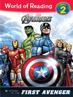 cover image of The Return of the First Avenger