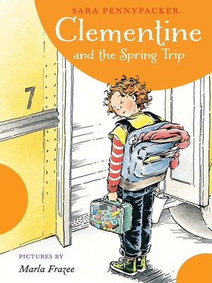 cover image of Clementine and the Spring Trip