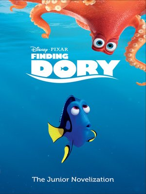 cover image of Finding Dory Junior Novel