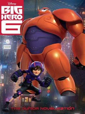 cover image of Big Hero Six
