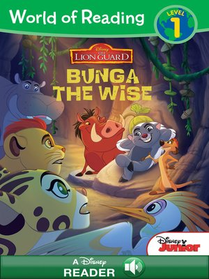 cover image of Bunga the Wise