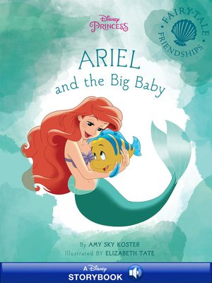 cover image of Ariel and the Big Baby