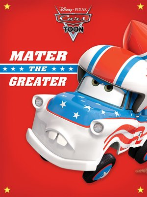 cover image of Cars Toon